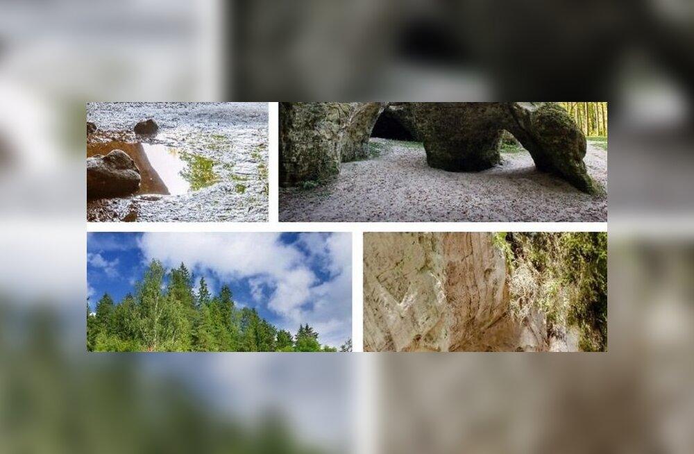 """Самые красивые пещеры и скалы национального парка """"Гауя"""", которые должен увидеть каждый"""