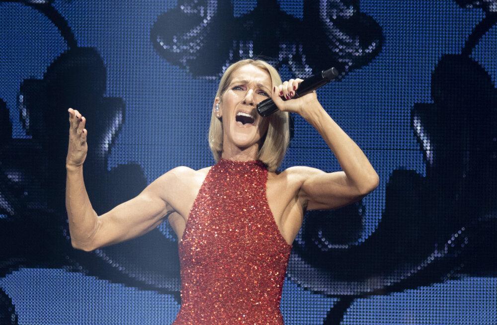 KLÕPS | Ema suust kukkunud: Celine Dion jagas haruldast pilti oma kaksikutest poegadest