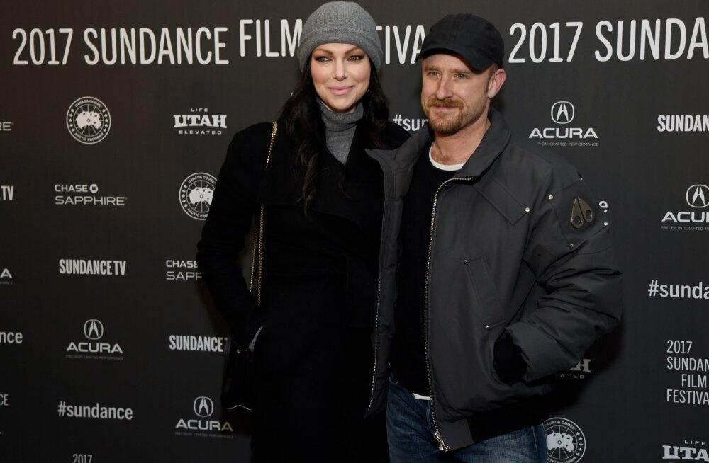 Laura Prepon ja Ben Foster Sundance'i filmifestivalil 2017