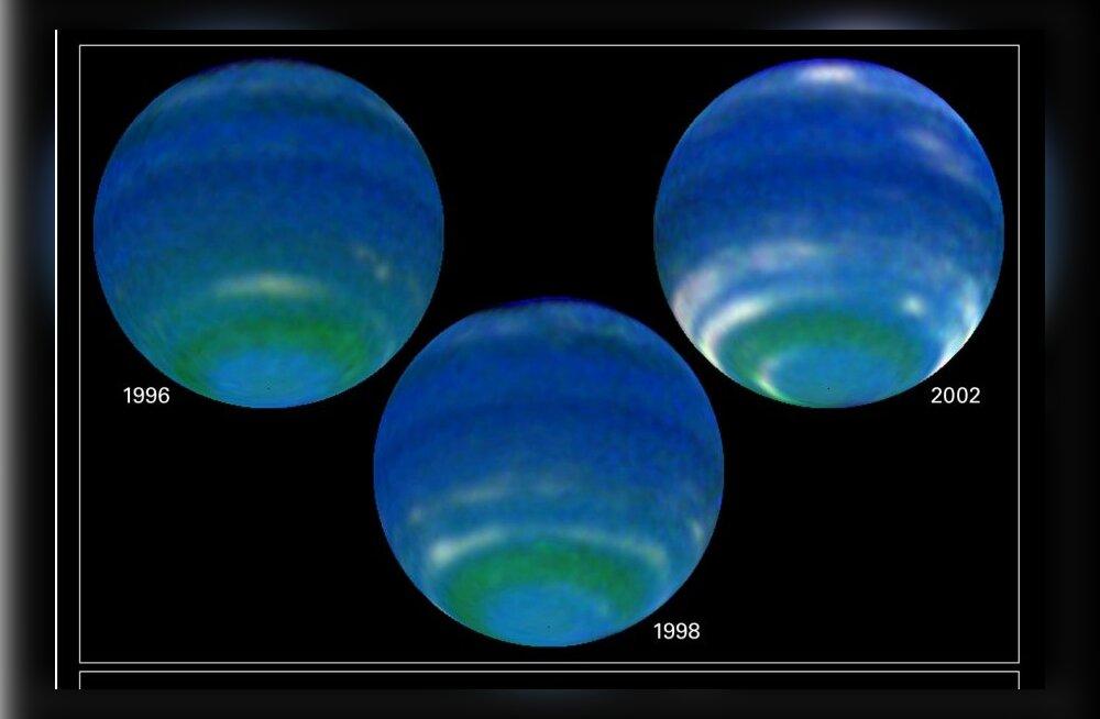 1612: Galileo avastas Neptuuni, kuid ei taibanud, et see on planeet