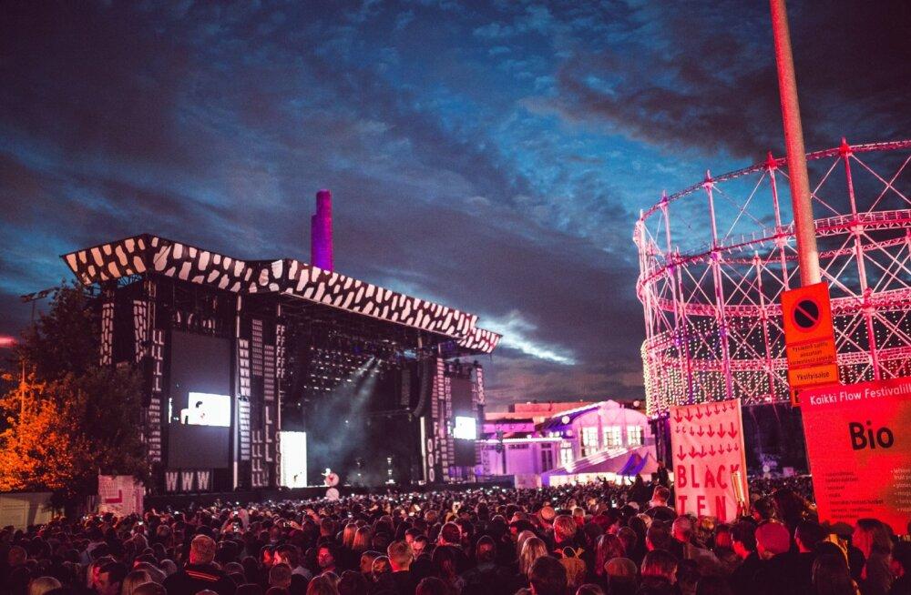 Flow Festival 2016