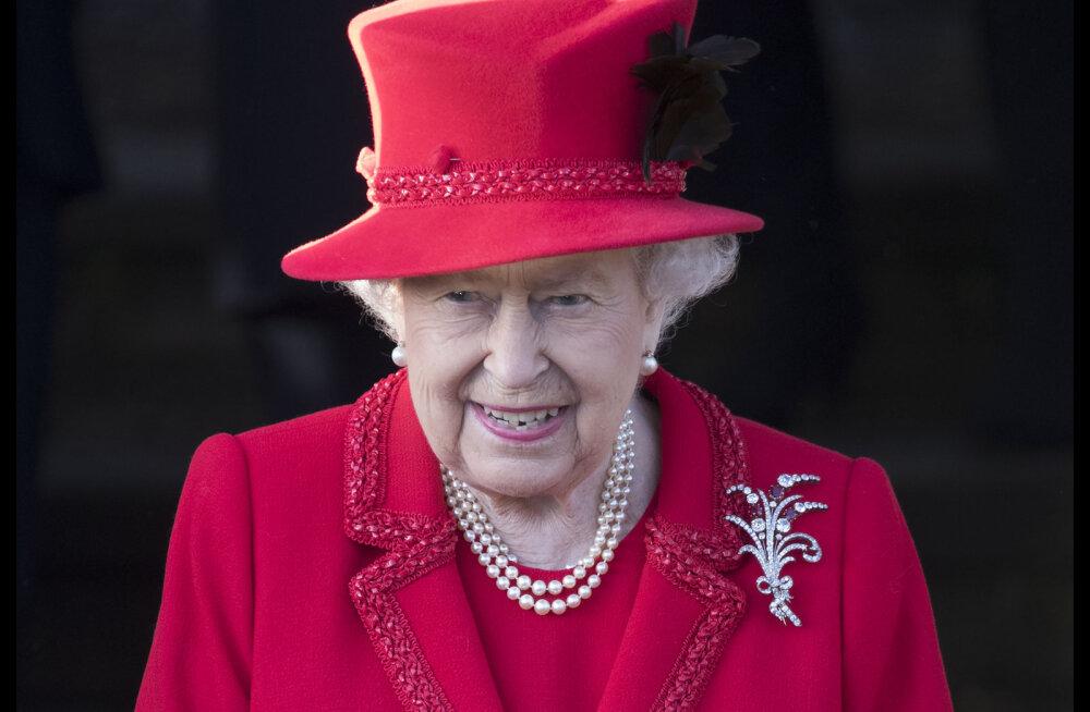 Armas põhjus, miks kuninganna Elizabeth II ei lase jõuluehteid kuni veebruarikuuni maha võtta