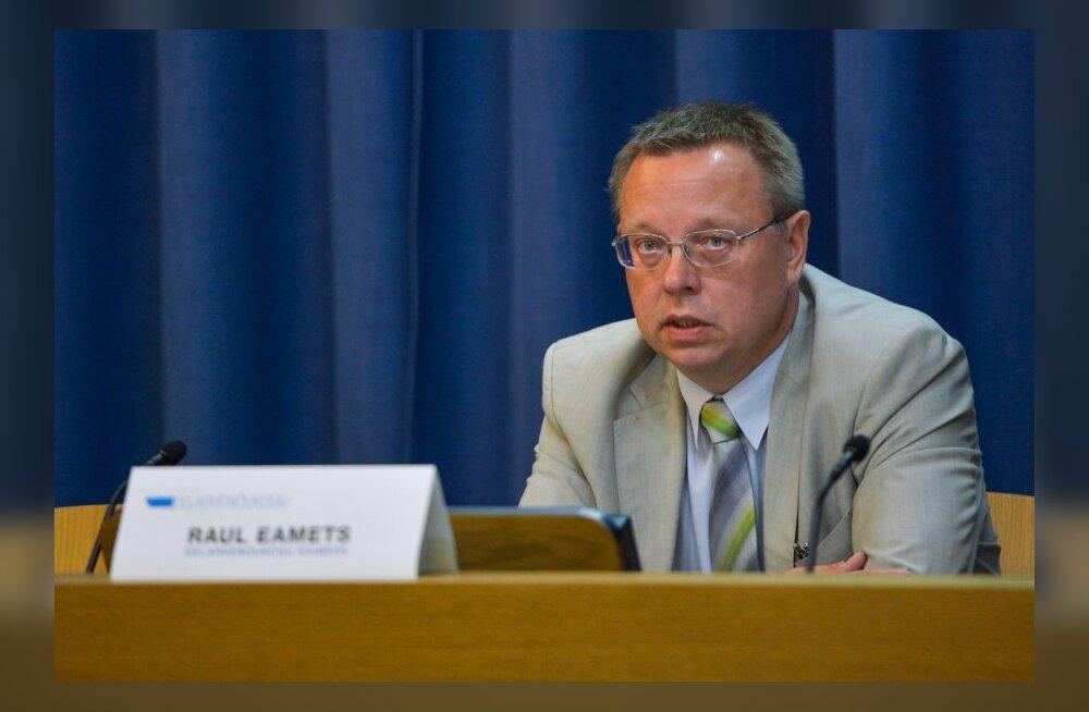 Eelarvenõukogu pressikonverents