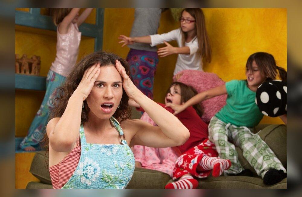 Elust enesest: ema tuleb koju pärast töö lõppu ehk millal lõpeb kolme lapse ema tööpäev?