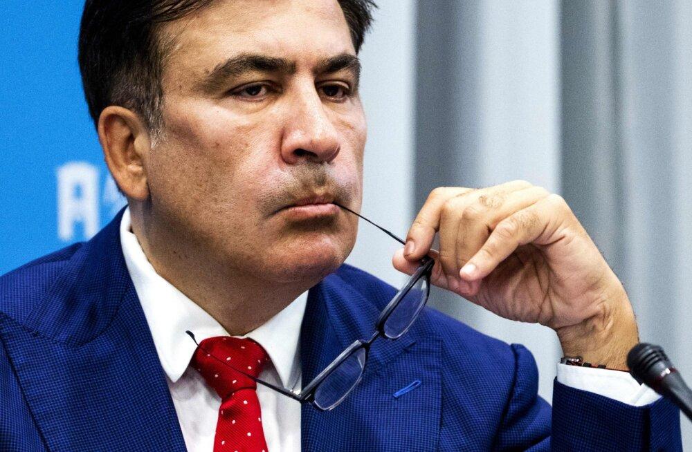 Михаил Саакашвили: я собираюсь вернуться в Грузию и в Украину