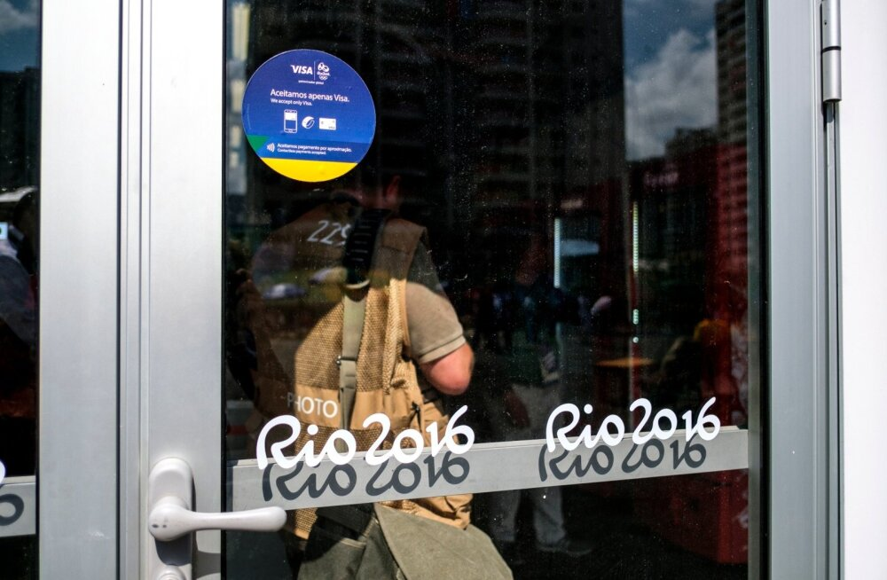 Rio Olümpia teine päev