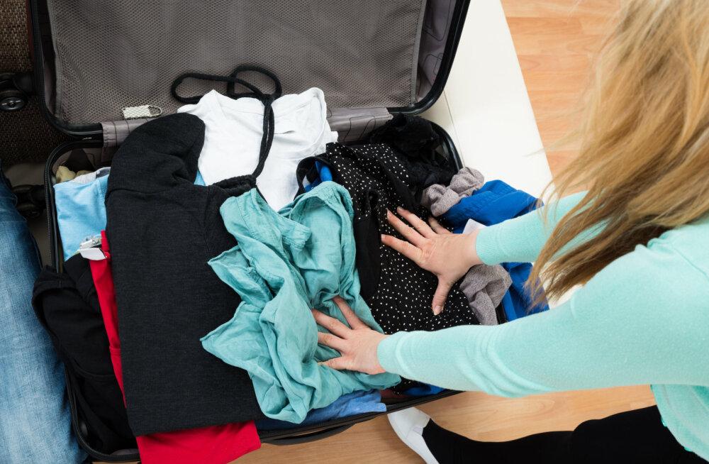 SUUR PAKKIMISÕPETUS | Kuidas reisida kergelt ja organiseeritult?