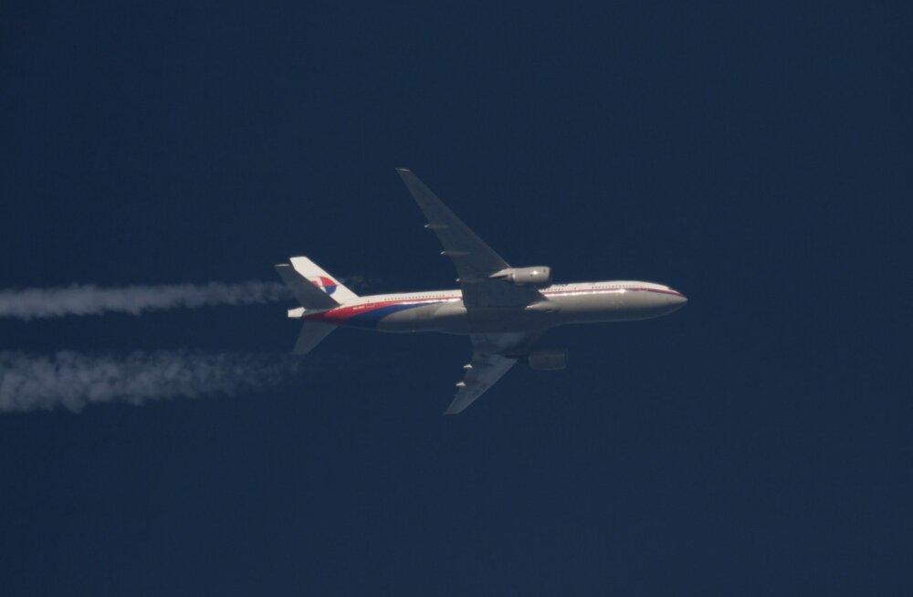 Kas ka Malaisia kadunud reisilennuki piloot tegi sihiliku enesetapu, 239 inimest pardal?