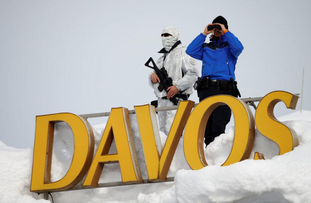 Šveitsi ajaleht: politsei paljastas Davosis torujüridena esinenud Vene spioonid