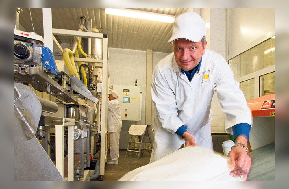 Kas on mõistlik rajada uus piimatööstus?