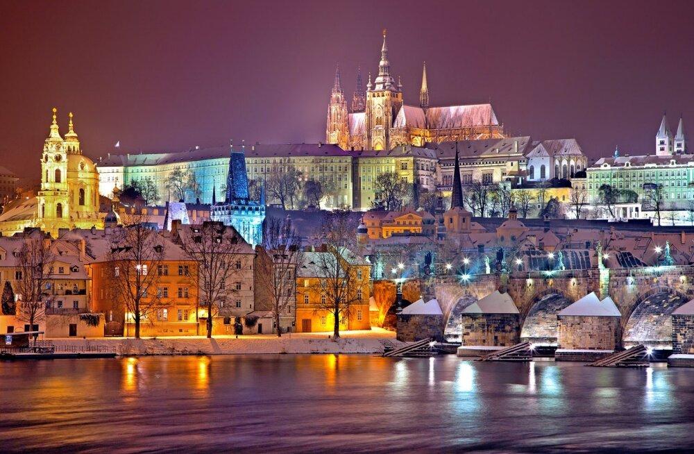 Veeda nädalavahetus muinasjutulises Prahas! Edasi-tagasi otselend Riiast + 3 ööd kesklinnas kokku 145€