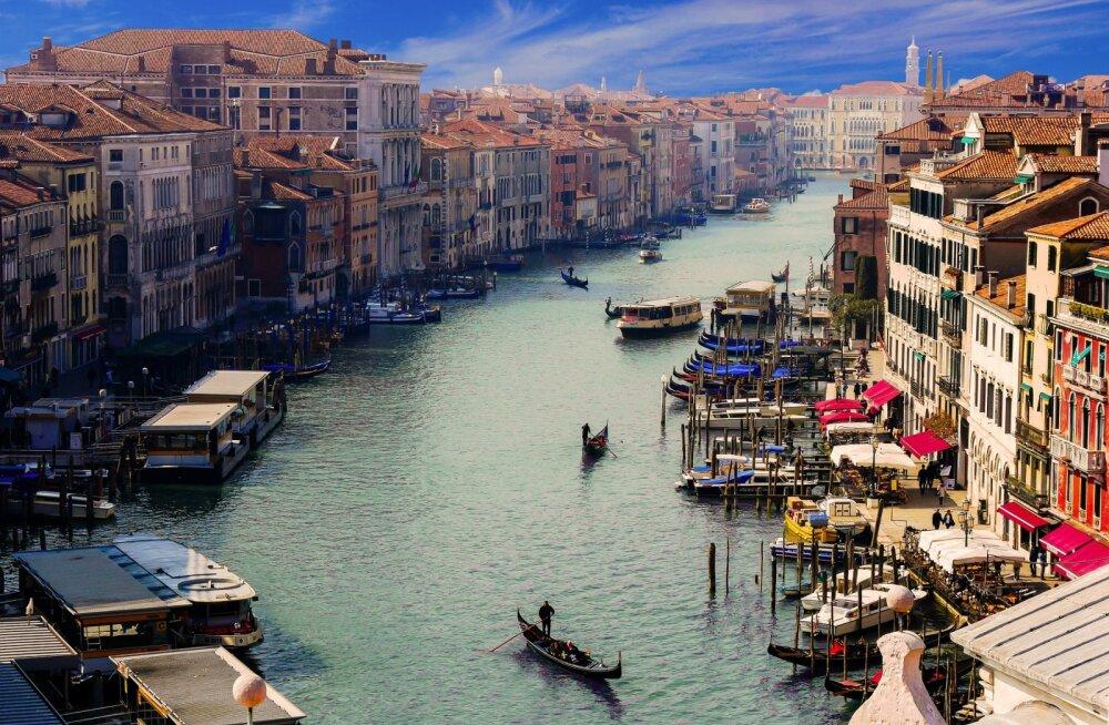 Tasuta sisenemine keelatud! Veneetsia kehtestas sissepääsumaksu