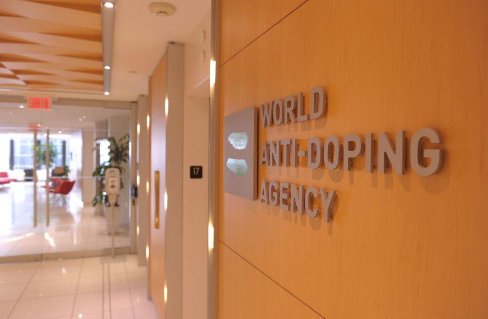 WADA avaldus pandeemia taustal: dopingutestide tegemine jätkub ja nii suures mahus kui võimalik
