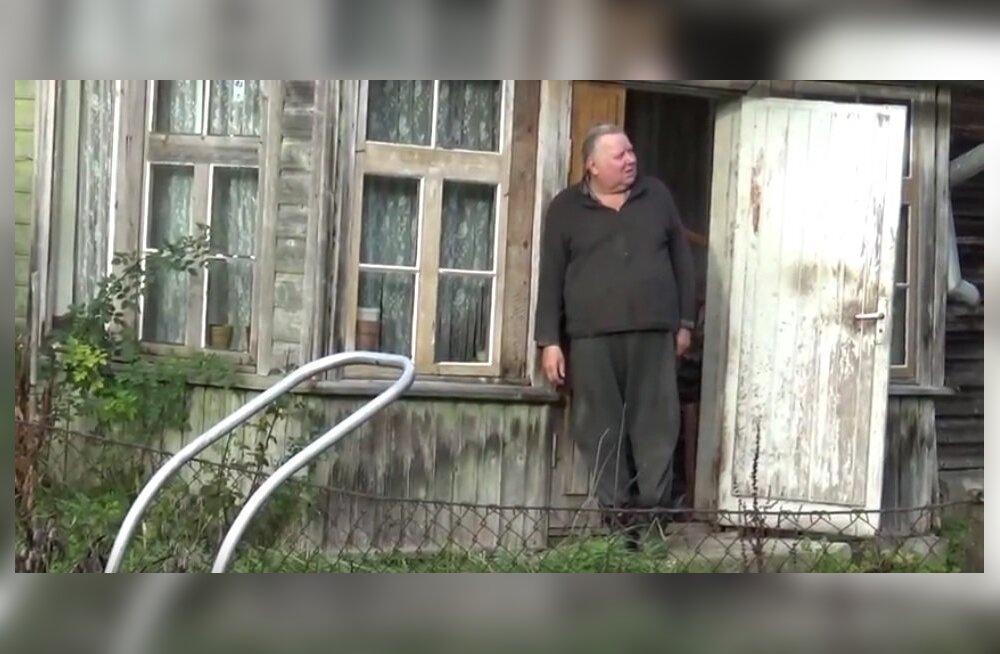 VIDEO | Metsas elav mees lõikus ennast 20 aastaga oksakääridega laia maailma