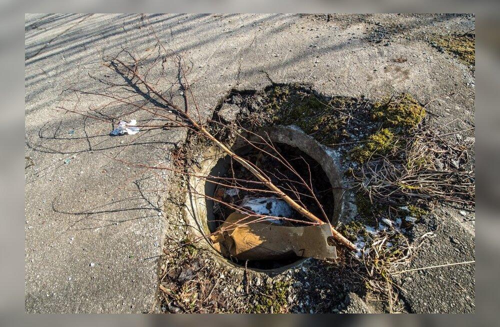 TJA ja päästeamet kutsuvad kõiki eestimaalasi teada andma katmata kaevudest.