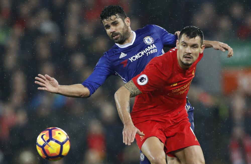Liverpool läheb Lovreni lepingupikendusega teisele katsele