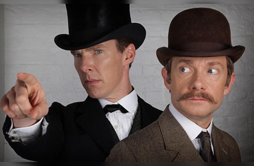 VIIMANE PROBLEEM: Sherlocki lõpuosa lekkis enne õiget aega internetti