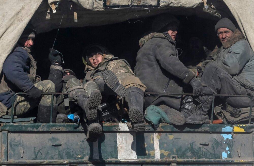 Debaltsevest pääsenud Ukraina sõjaväelane: on ilmselge, et väejuhid ei saa oma tööga hakkama