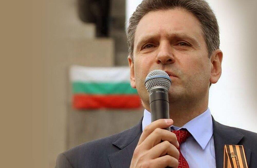 """В Болгарии лидера движения """"Русофилы"""" задержали по делу о шпионаже. В мае он получил орден Дружбы от Путина"""