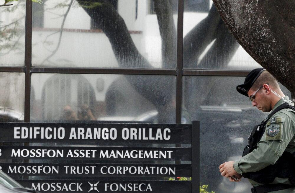Panama politsei otsis läbi Mossack Fonseca kontori