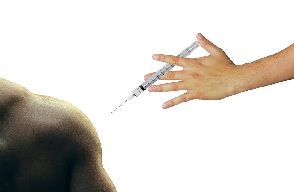 """Esimene """"vegan""""-gripivaktsiin läbis inimkatsed edukalt"""