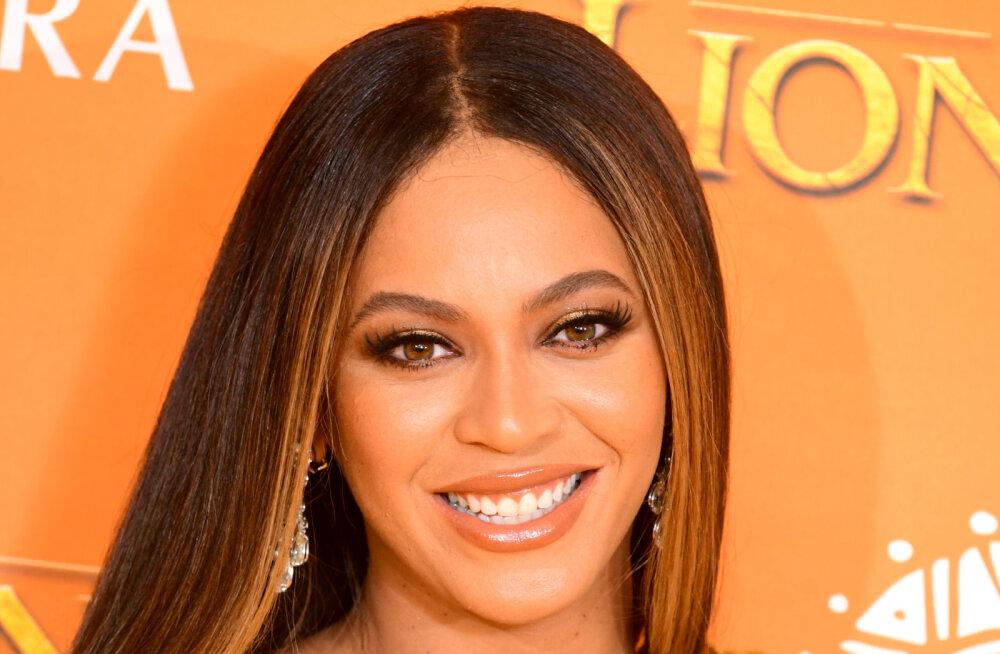 Beyonce sõlmib Disneyga 100 miljonit dollarit maksva lepingu