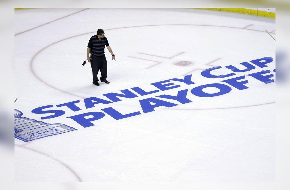 NHL-is selgusid play-off paarid