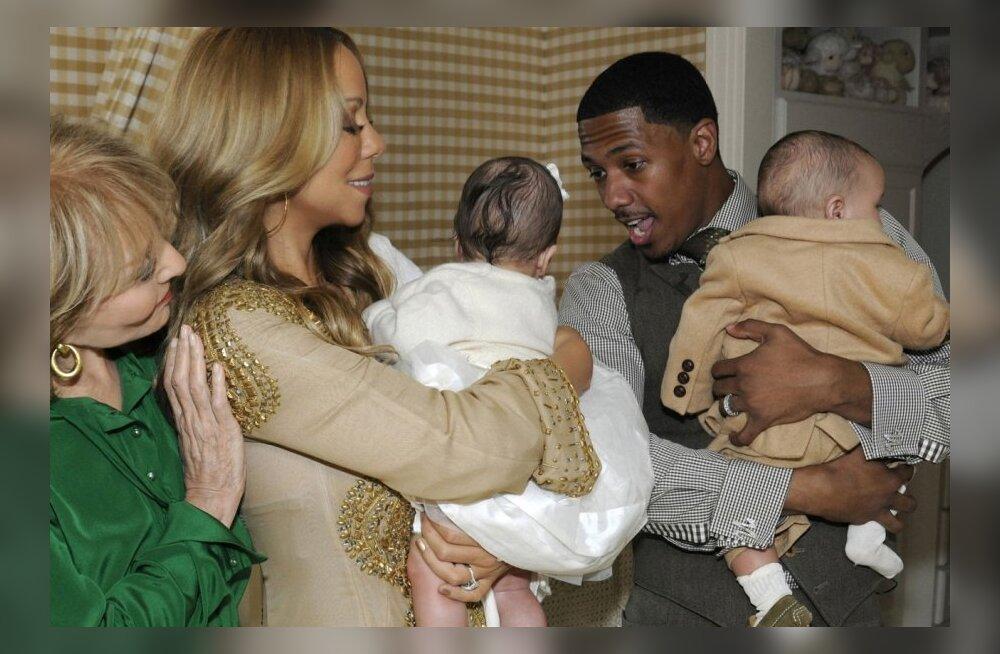 Mariah Carey ja Nick Cannon uuendavad oma abieluvandeid