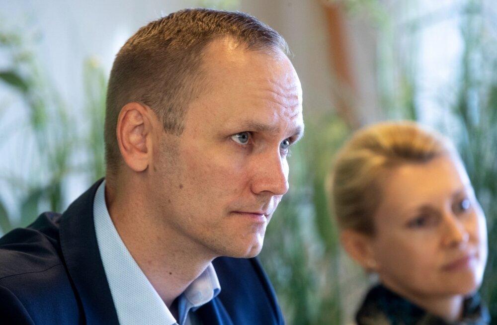 Swedbanki juhi kohuseid ajutiselt täitma asunud Olavi Lepp