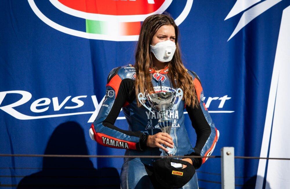Анастасия Коваленко открыла сезон двойной победой в Италии