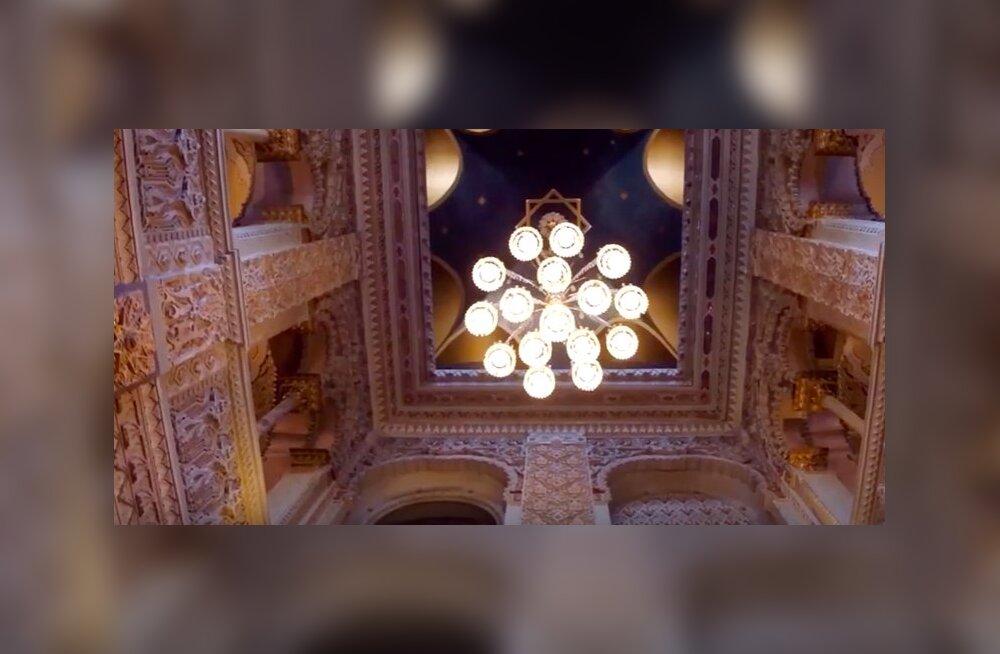 ВИДЕО: Ресторан в бывшем храме признан лучшим в мире