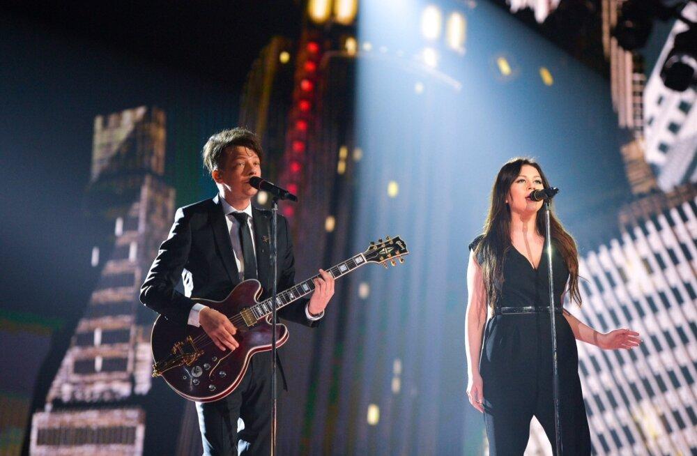 Eesti Eurovisiooni 2 lavaproovis