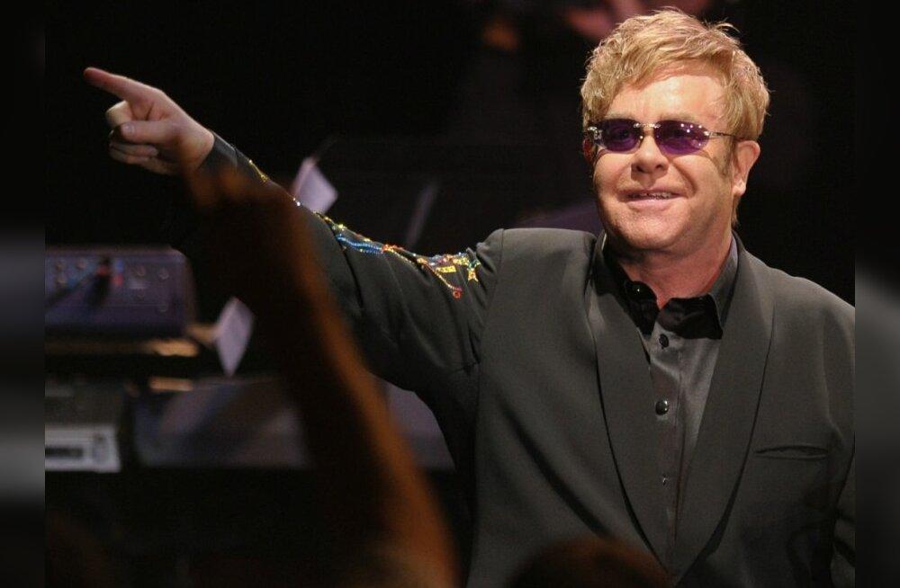Elton John: Diana oleks Kate'i üle uhke!