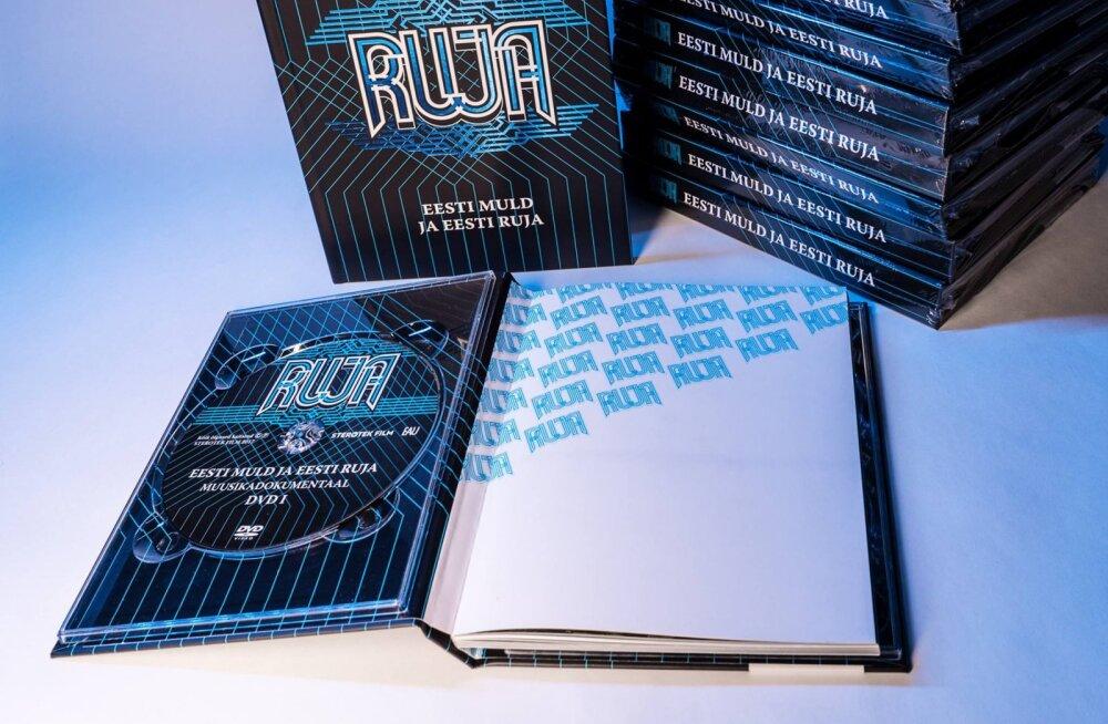 """Poodidesse jõudis eksklusiivne DVD-kogumik """"Eesti muld ja Eesti Ruja"""""""