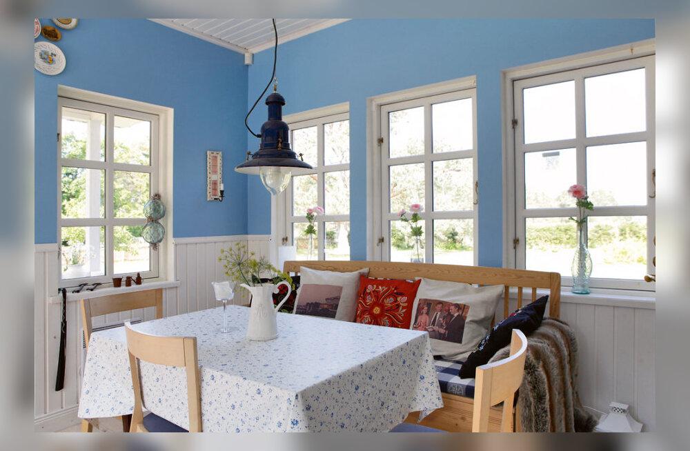 FOTOD: Merehõnguline ja põhjamaiselt romantiline Villa Hanson