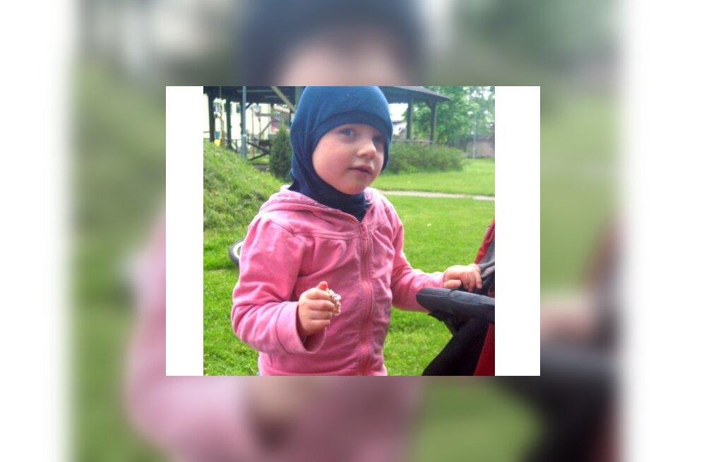 Lastefond toetab haruldase geenihaigusega pisitüdruku ravi 450 euroga