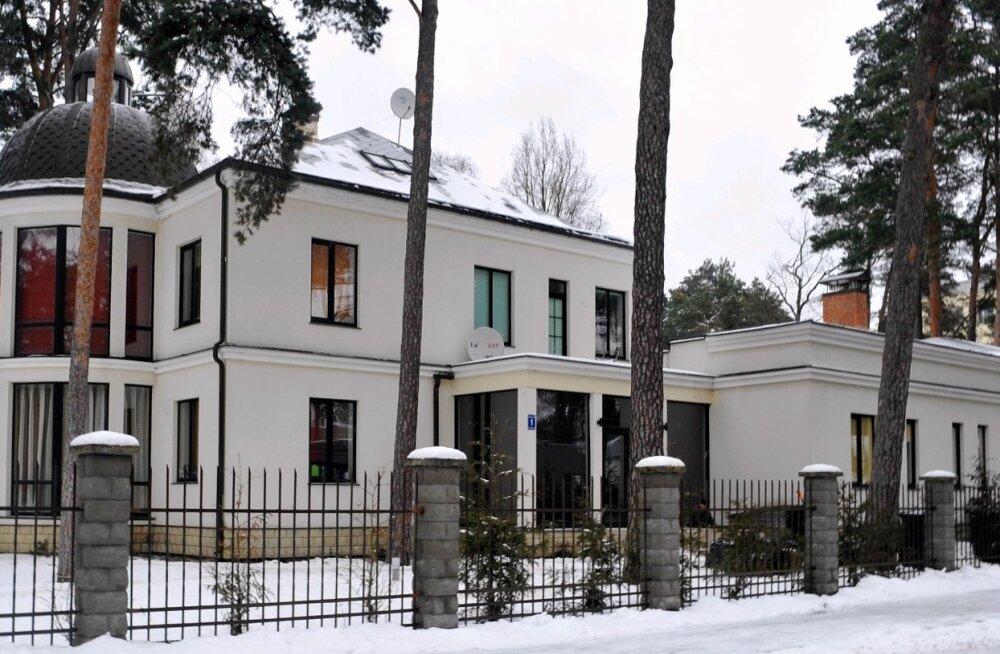 Jurmala majad