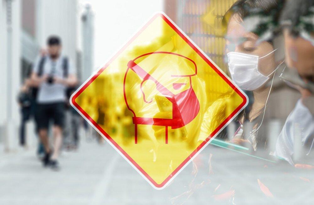 В Латвии зафиксирован первый случай китайского коронавируса