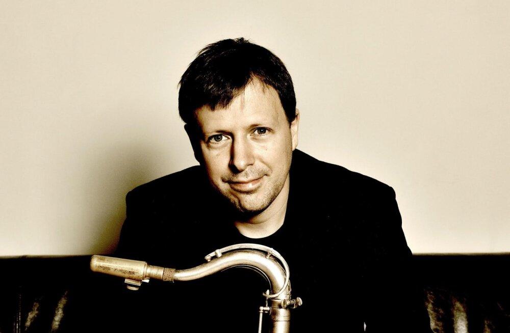 TÄNA JAZZKAAREL: Maailmaklassi saksofonist Chris Potter asub siinset rahvast võluma