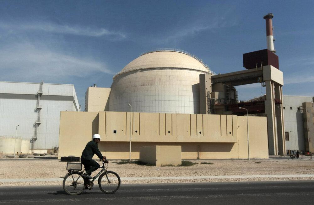 Iraan peatas tuumakokkuleppega võetud mõningate kohustuste täitmise