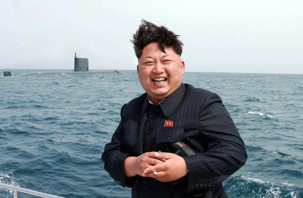 Põhja-Korea teatas, et on valmis USA ja teiste vaenlaste vastu igal ajal tuumarelvi kasutama