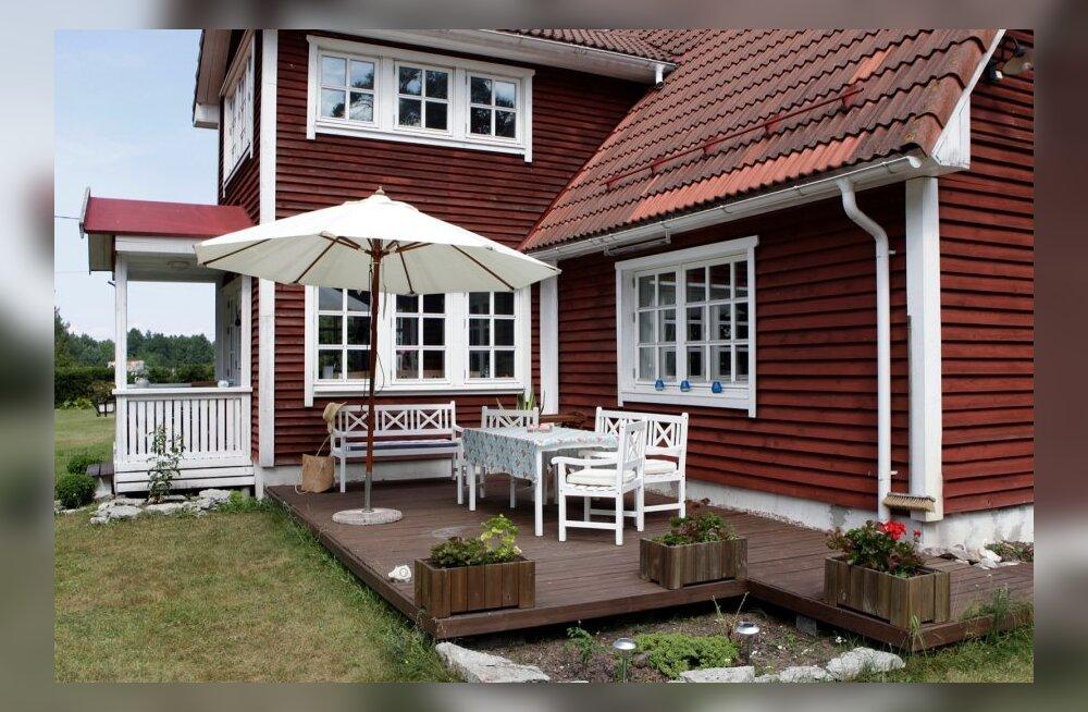 Villa Hanson on Eesti kauneim suvekodu 2014
