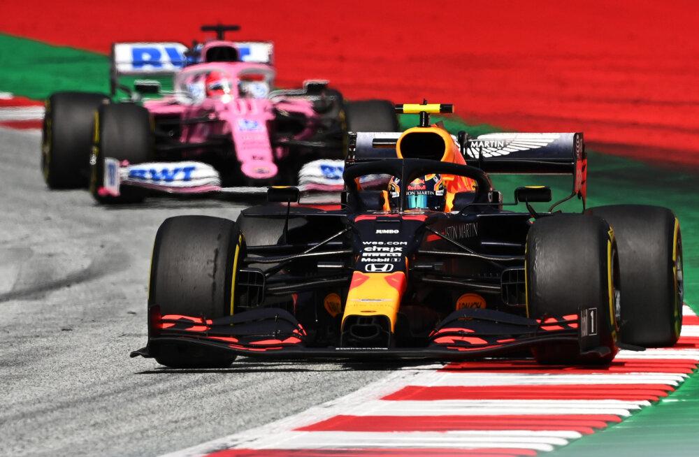 Perez: Red Bull on minu ainus võimalus