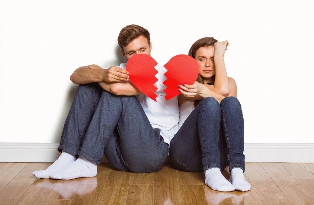 Предложен простой способ пережить развод