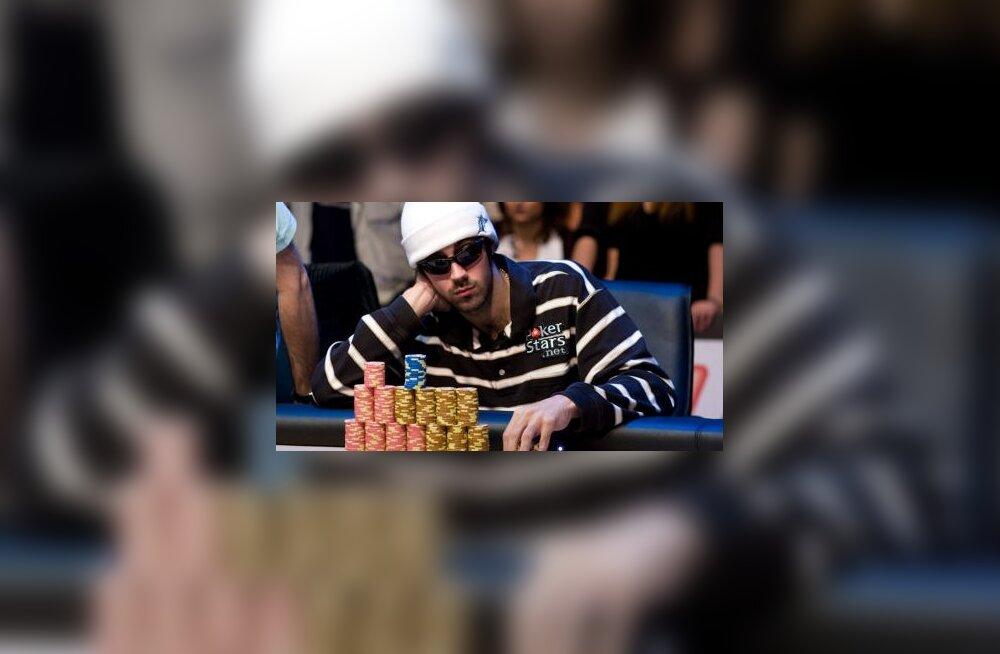 Jason Mercier teenis oma teise WSOP tiitli