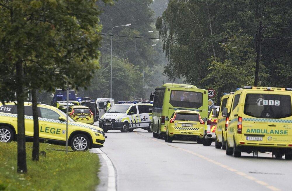 Oslo mošeetulistamist uuritakse kui terroriakti