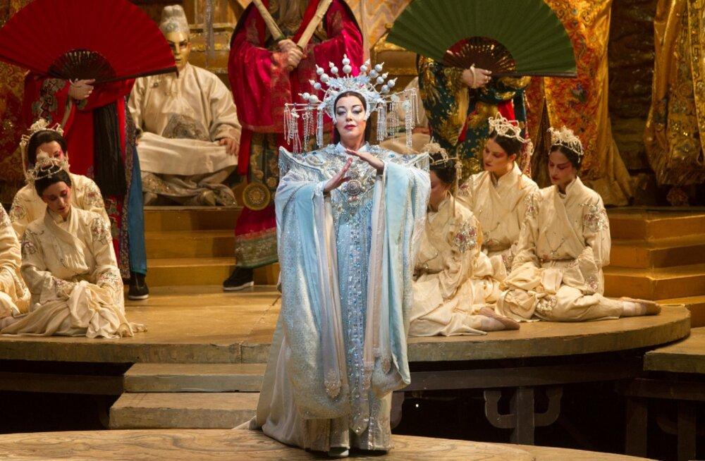 """Täna algava Metropolitan Opera suvehooaja kinodes avab """"Madame Butterfly"""""""