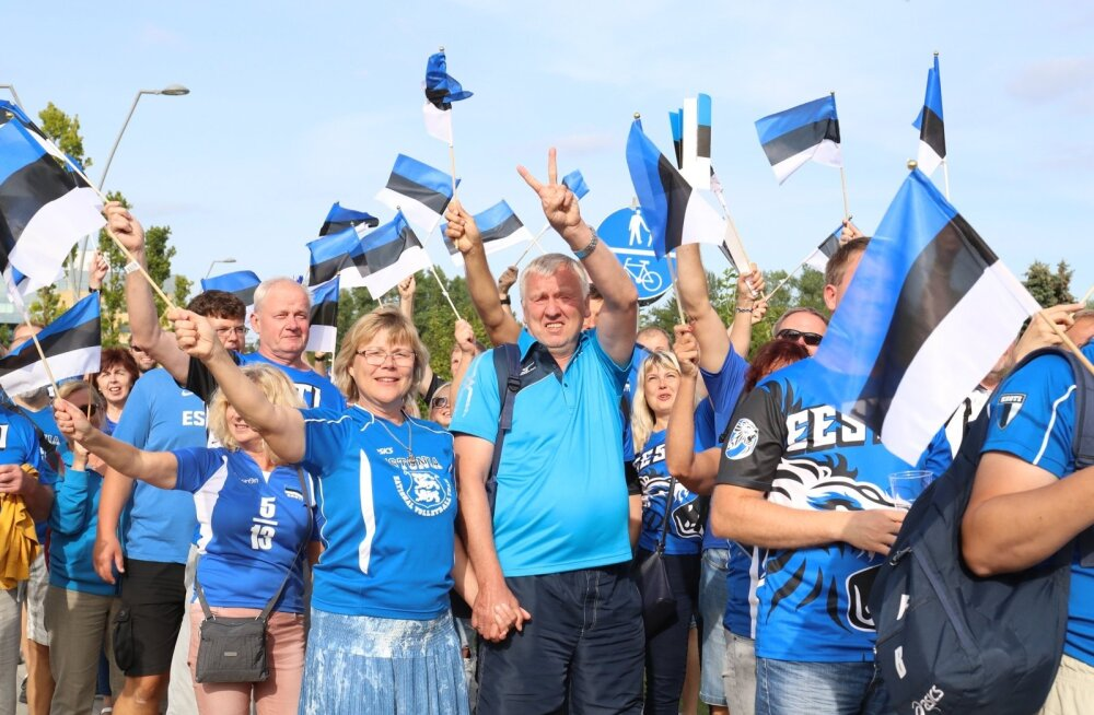 INTERVJUU   Avo Keel: totalisaator pandi käima, pakkusin, et Eesti saab alagrupis kolm võitu