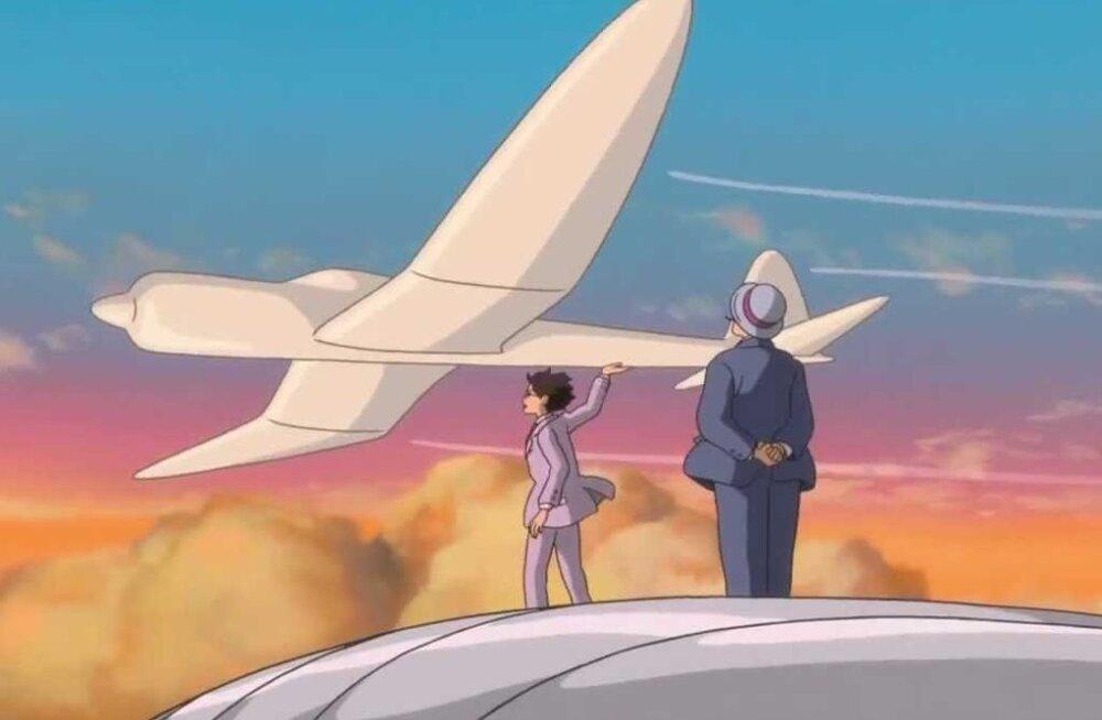 """Animafilmikunstnik ja -režissöör Olga Pärn Hayao Miyazaki filmidest """"Porco Rosso"""" ja """"Tuul tõuseb"""""""