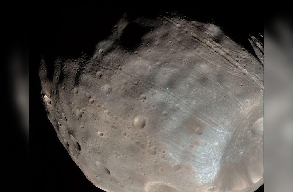 Marsi kaaslase päritolu mõistatus hakkab lahenema